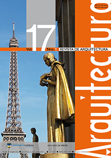 Revista de Arquitectura Vol.17 Nro.1