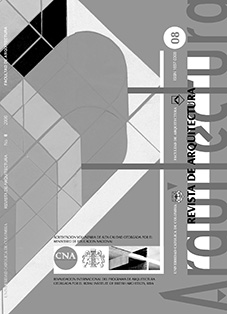 Revista de Arquitectura (Bogotá) 08 2006