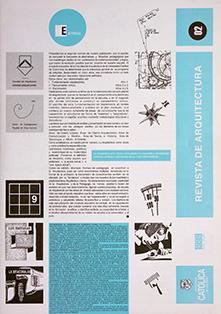 Revista de Arquitectura (Bogotá) 02 2000